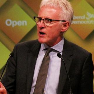 Norman Lamb speaking